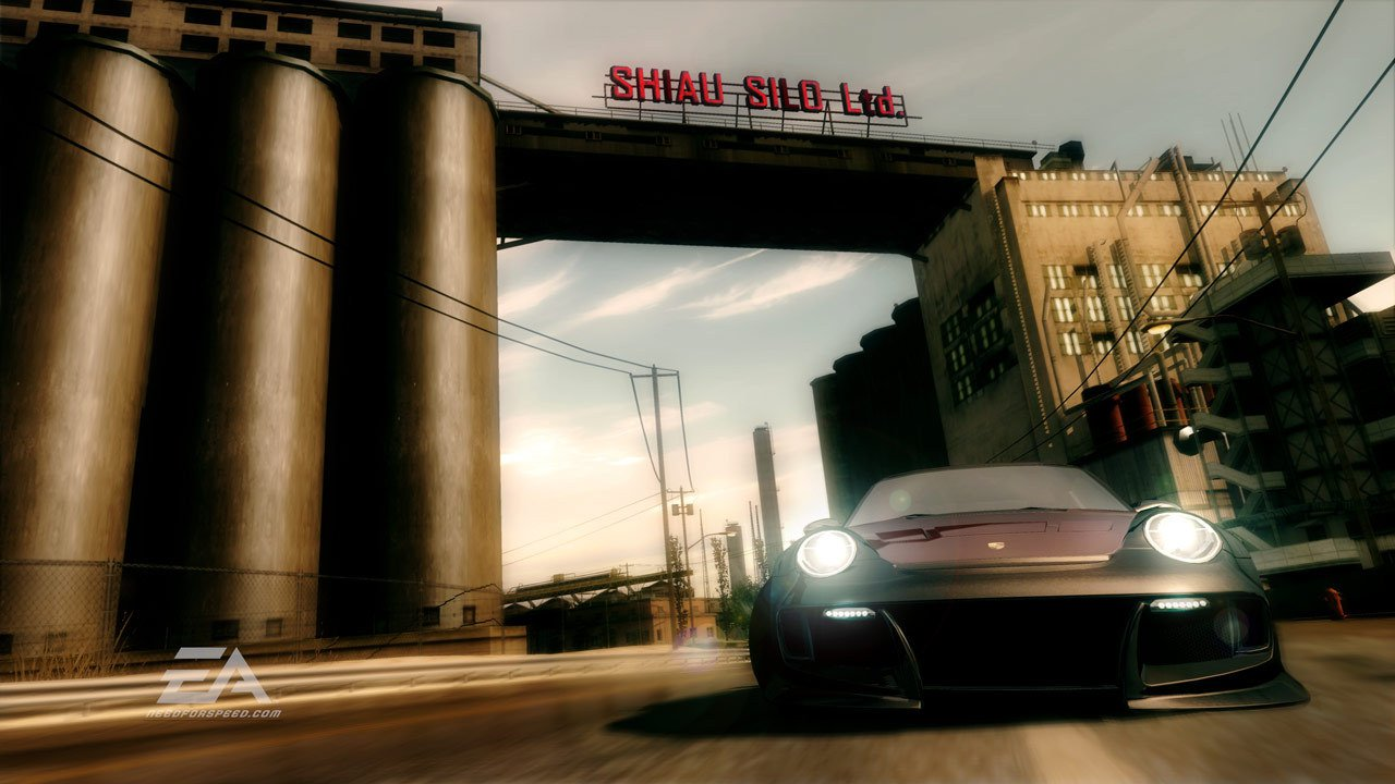 Need For Speed Undercover 7