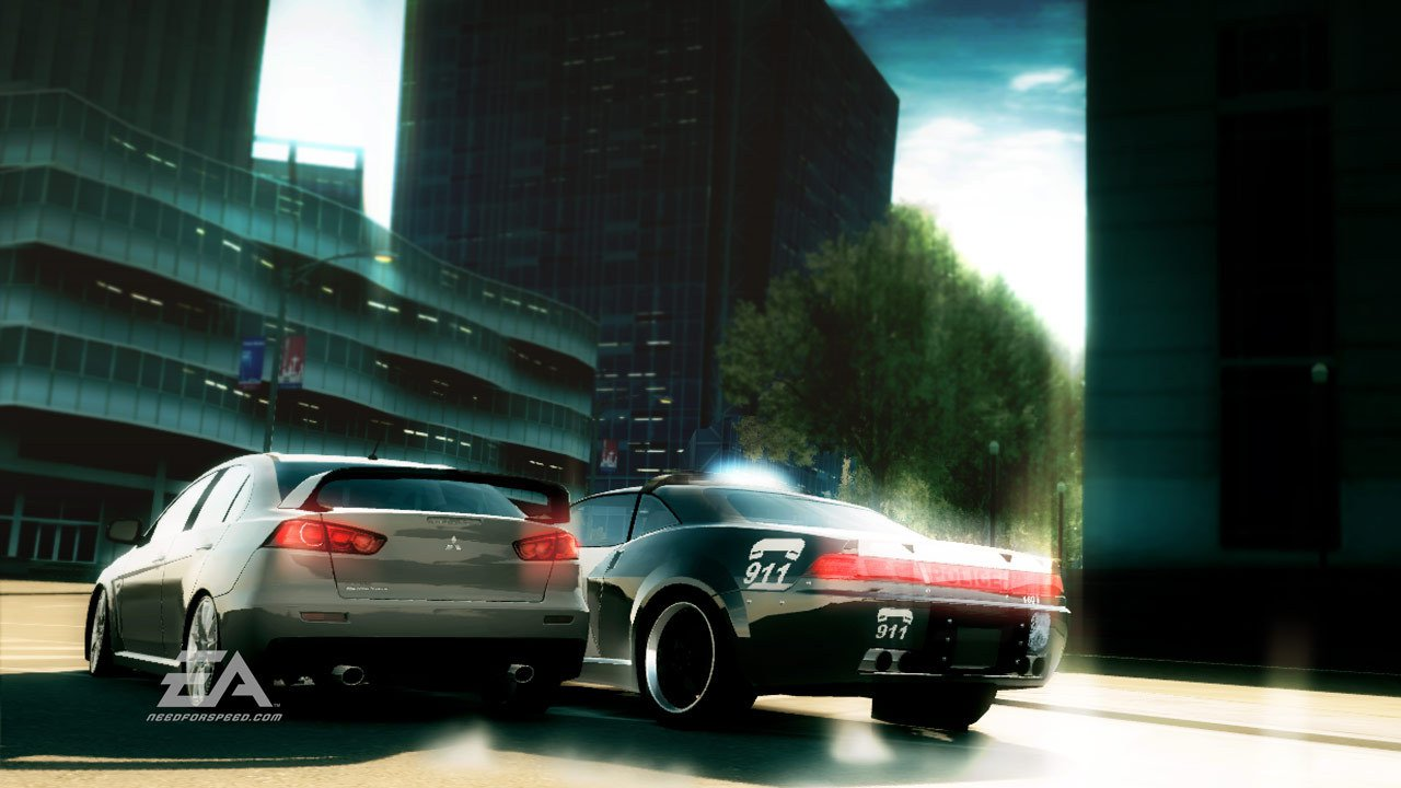 Need For Speed Undercover 8