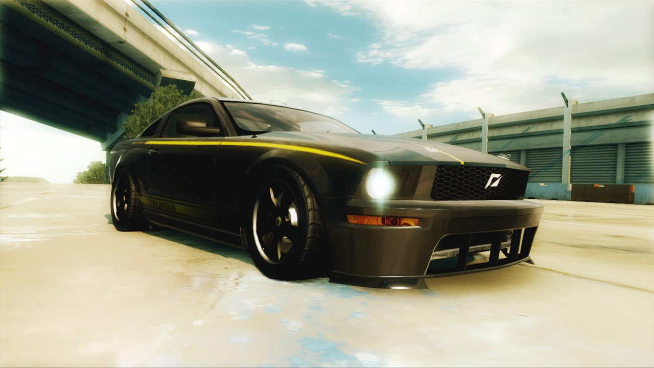 Need For Speed Undercover 9