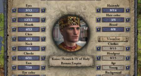 Crusader Kings II Dynasty Starter Pack 1