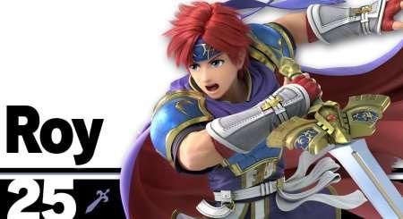 Super Smash Bros. Roy 1