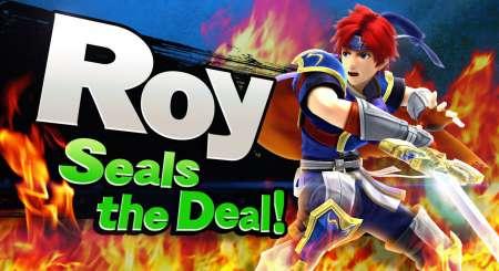 Super Smash Bros. Roy 2