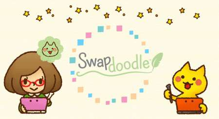 Swapdoodle Bronze Glitter & Stationery 1