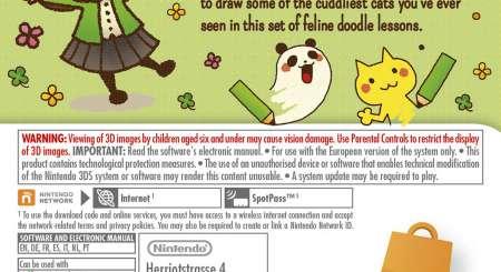 Swapdoodle Dollo's Cat Doodles 1