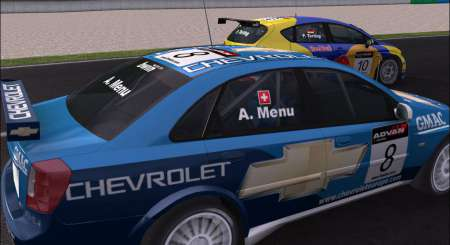 Race 07 The WTCC Game 11