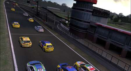 Race 07 The WTCC Game 2