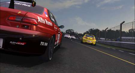 Race 07 The WTCC Game 4