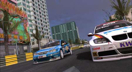 Race 07 The WTCC Game 5