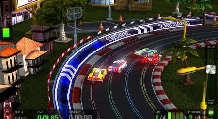 HTR+ Slot Car Simulation 1