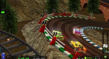 HTR+ Slot Car Simulation 2
