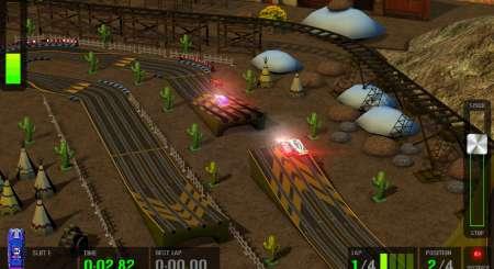 HTR+ Slot Car Simulation 4