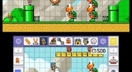 Mario Maker 10