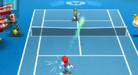 Mario Tennis Open 1