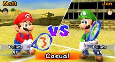 Mario Tennis Open 3