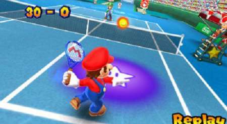 Mario Tennis Open 4