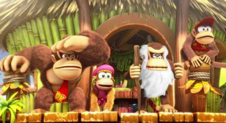 Donkey Kong Country Tropical Freeze 2
