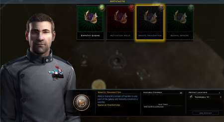 Galactic Civilizations 3 Retribution 1