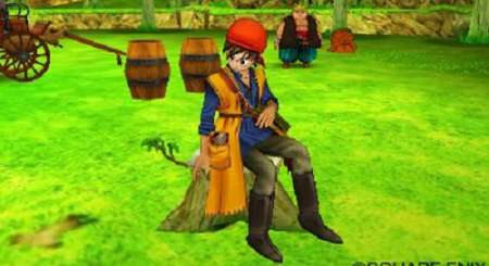 Dragon Quest VIII Journey of the Cursed King 10