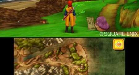Dragon Quest VIII Journey of the Cursed King 13