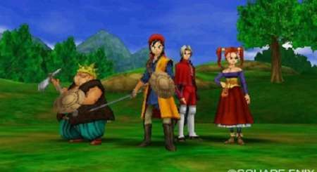 Dragon Quest VIII Journey of the Cursed King 3