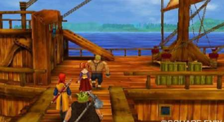 Dragon Quest VIII Journey of the Cursed King 8