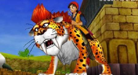 Dragon Quest VIII Journey of the Cursed King 9