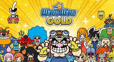 WarioWare Gold 1