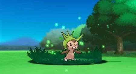 Pokemon X 3
