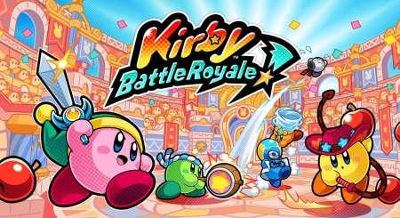 Kirby Battle Royale 1