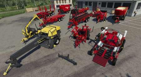 Farming Simulator 19 Anderson Group Equipment Pack 5