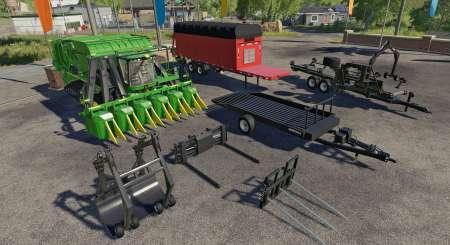 Farming Simulator 19 John Deere Cotton 5