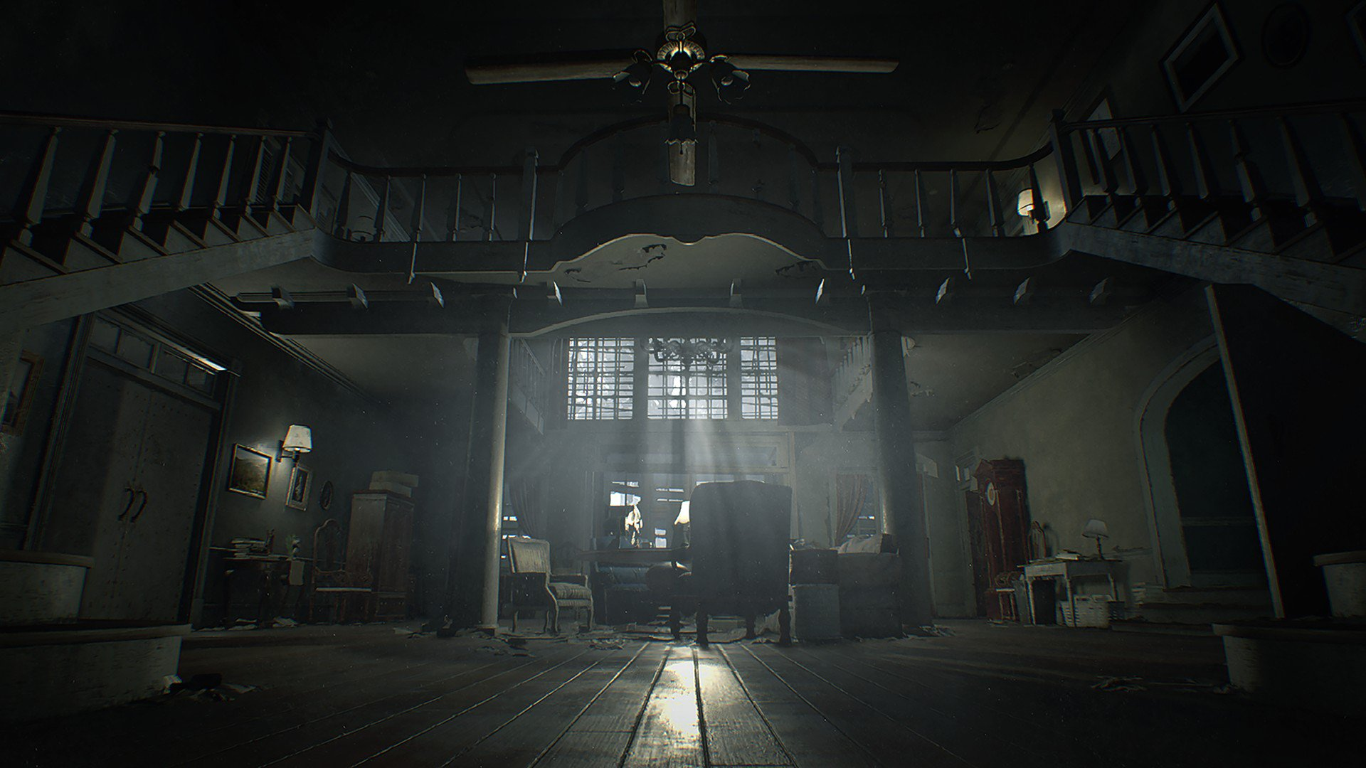 Resident Evil 7 Xbox One 3
