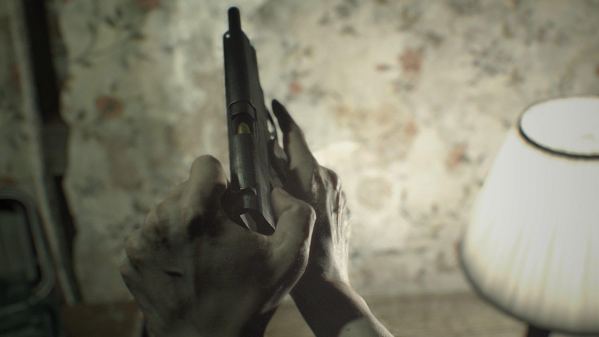 Resident Evil 7 Xbox One 4