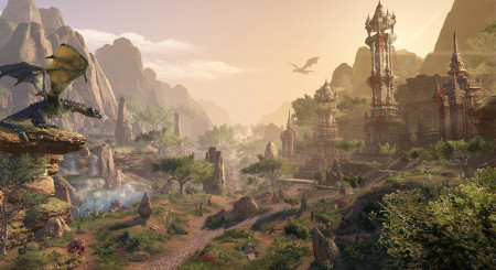 The Elder Scrolls Online Elsweyr Upgrade 3