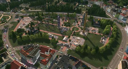 Cities Skylines Parklife 1