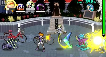The World Ends with You Final Remix 1
