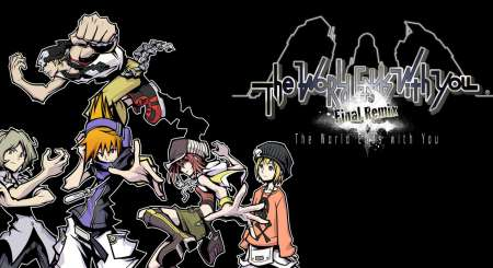 The World Ends with You Final Remix 2