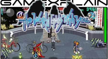The World Ends with You Final Remix 3