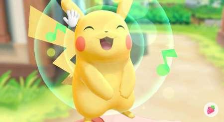 Pokémon Let's Go Pikachu! 1