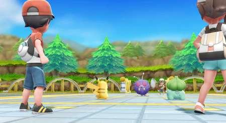 Pokémon Let's Go Pikachu! 4