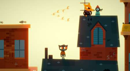 Night in the Woods 1