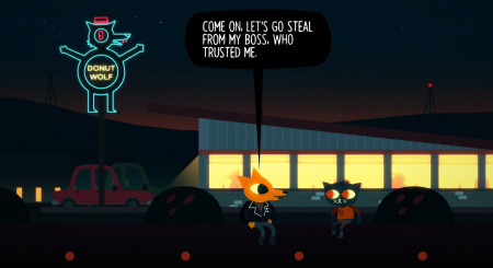 Night in the Woods 2