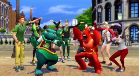 The Sims 4 Hurá na vysokou 2