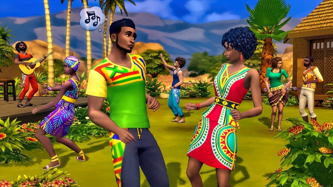 The Sims 4 Hurá na vysokou 5