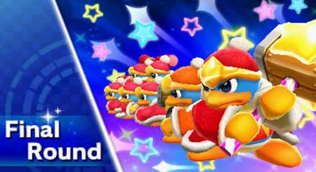 Kirby Fighters Deluxe 2