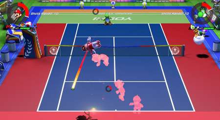 Mario Tennis Aces 14