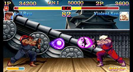 Ultra Street Fighter II The Final Challengers 1