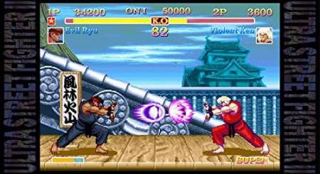 Ultra Street Fighter II The Final Challengers 2