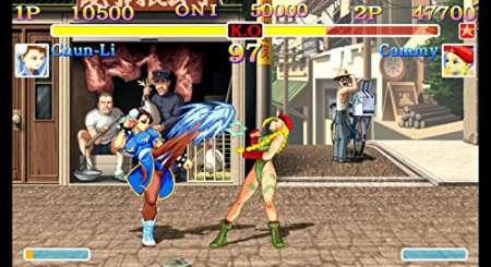 Ultra Street Fighter II The Final Challengers 4