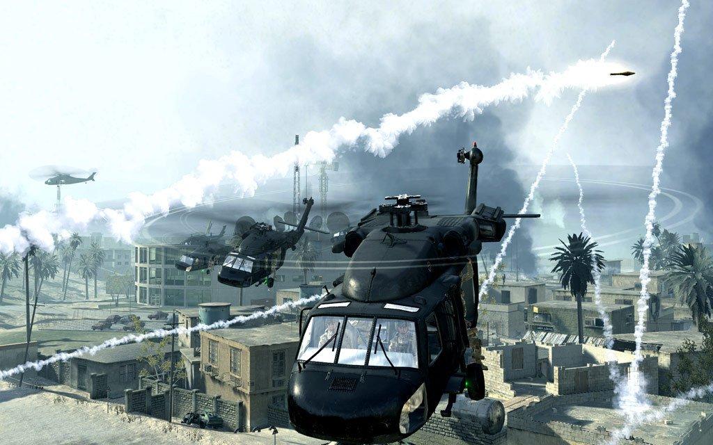 Call of Duty 4 Modern Warfare Steam 10